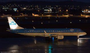 KLM_E190_PH-EZR_ZRH160129
