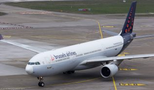 BrusselsAirlines_A333_OO-SFM_ZRH160325_03