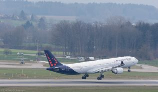 BrusselsAirlines_A333_OO-SFV_ZRH160325_01