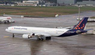 BrusselsAirlines_A333_OO-SFM_ZRH160326_02