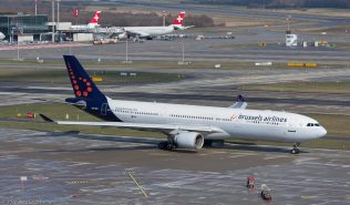 BrusselsAirlines_A333_OO-SFV_ZRH160326_03