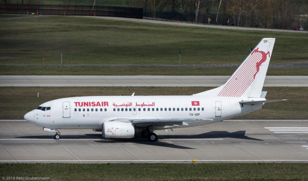 Tunisair_B736_TS-IOP_ZRH160326