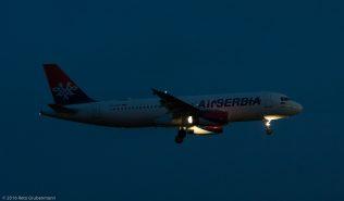 AirSERBIA_A320_YU-APH_ZRH160327