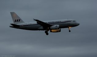 ScandinavianAirlines_A319_OY-KBO_ZRH160405