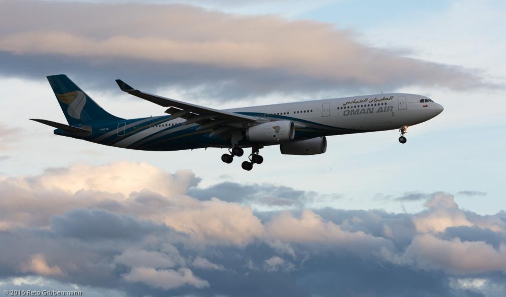 OmanAir_A333_A4O-DI_ZRH160530