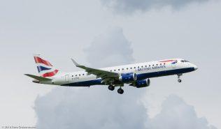 BritishAirways_E190_G-LCYM_ZRH160601
