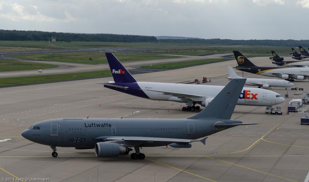 Bundeswehr_A310_10+27_CGN140818