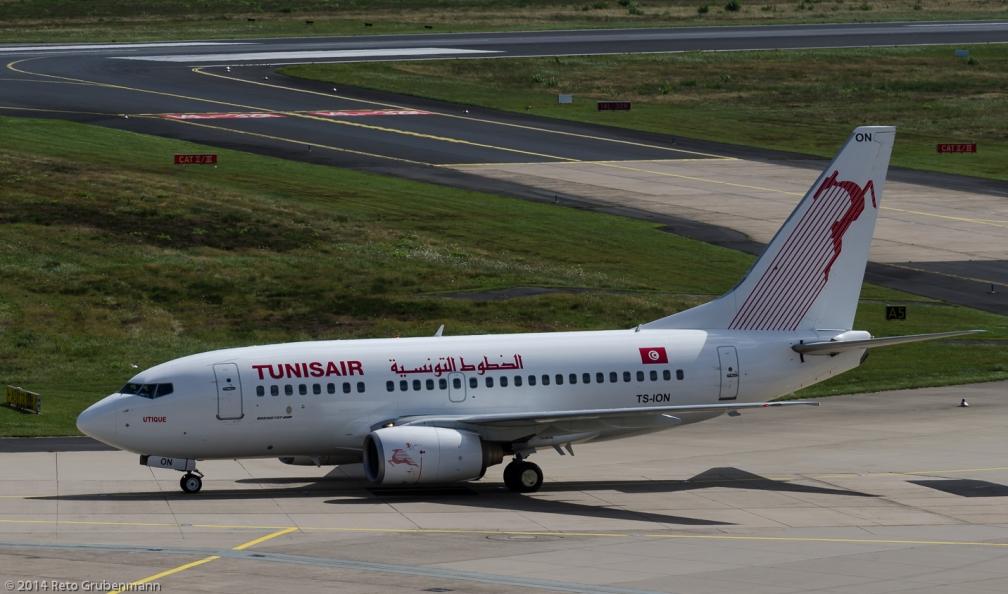 Tunisair_B736_TS-ION_CGN140818