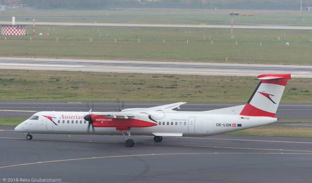 AustrianAirlines_DH8D_OE-LGN_DUS181019