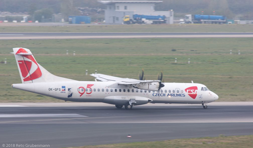 CzechAirlines_AT75_OK-GFS_DUS181019