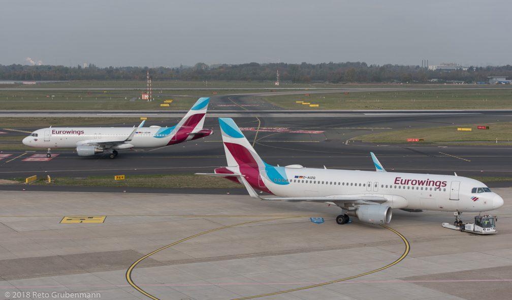 Eurowings_A320_D-AEWW_D-AIZQ_DUS181019