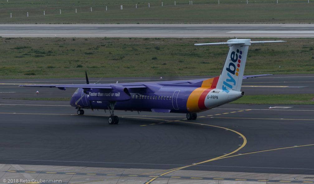 FlyBe_DH8D_G-PRPN_DUS181019_03