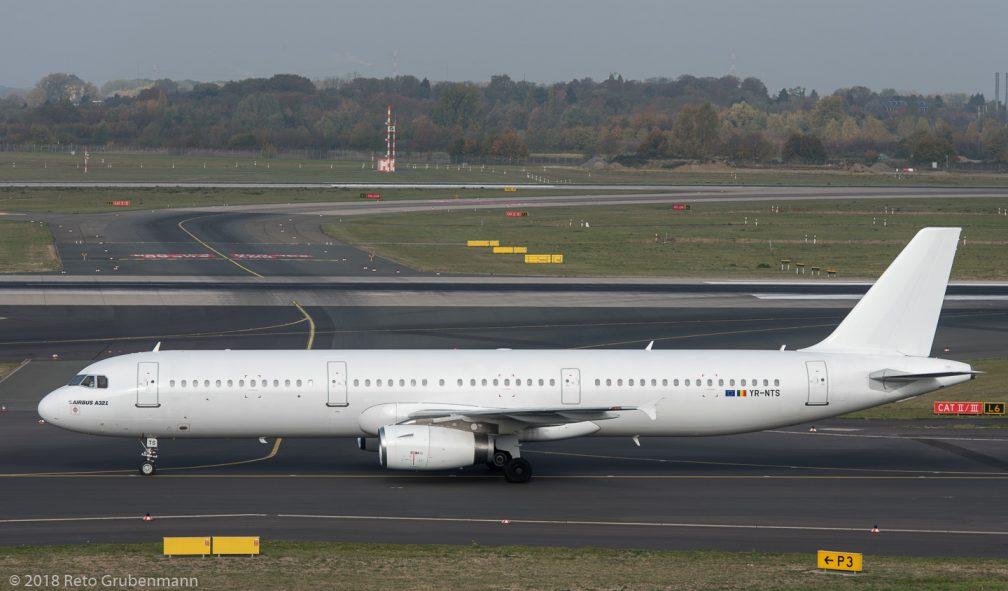 JustUsAir_A321_YR-NTS_DUS181019