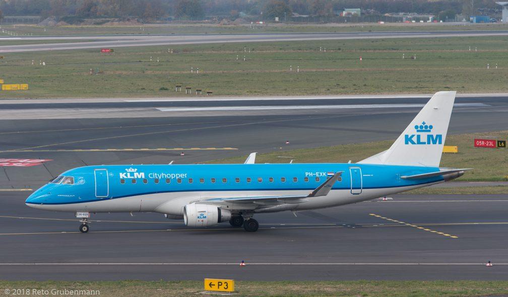 KLM_E170_PH-EXK_DUS181019