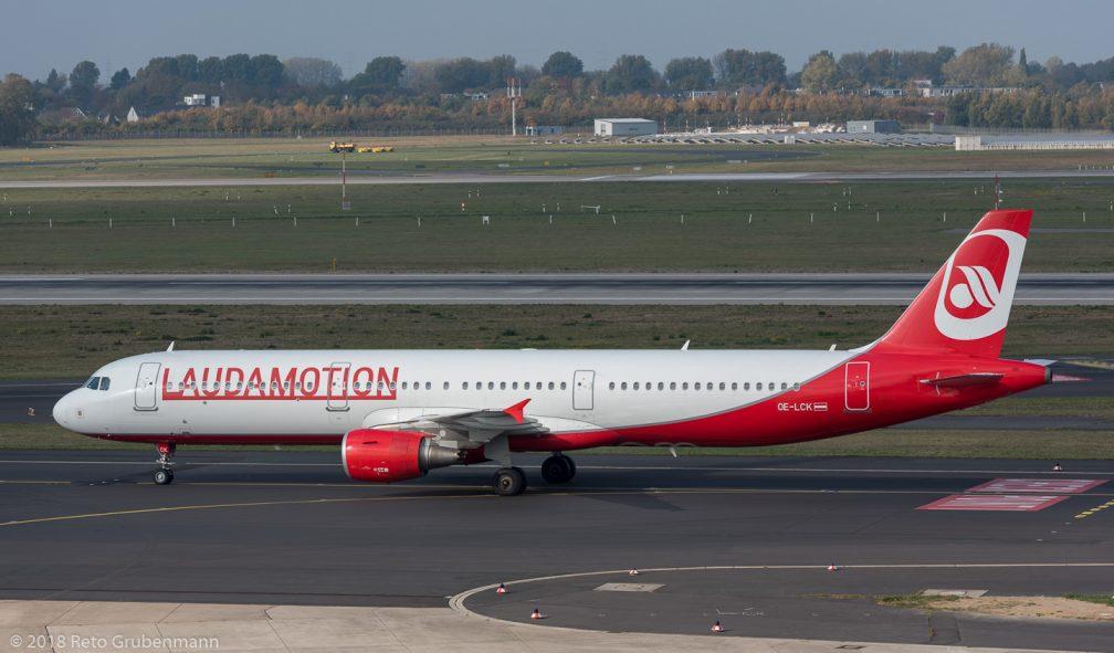 LaudaMotion_A321_OE-LCK_DUS181019_01
