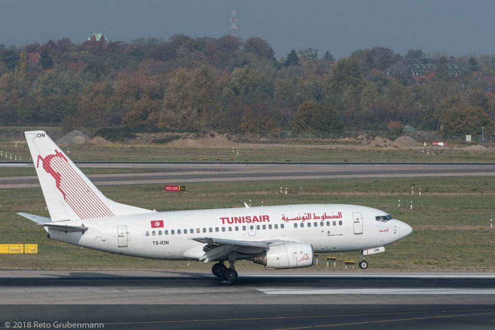 Tunisair_B736_TS-ION_DUS181019