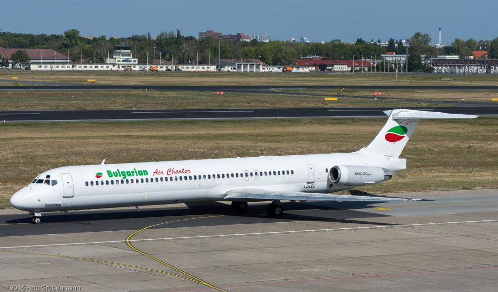 BulgarianAirCharter_MD82_LZ-LDJ_TXL160915