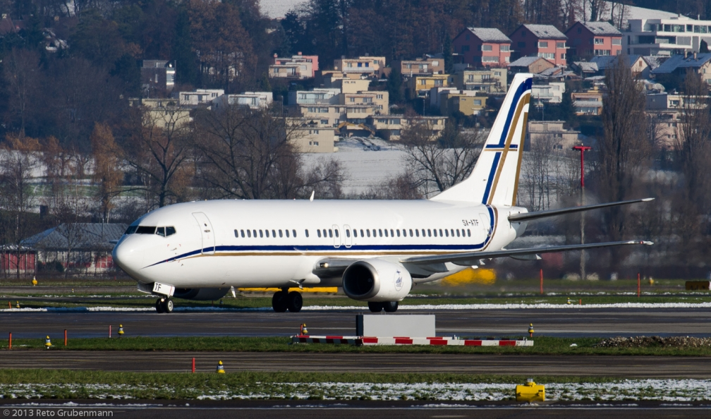 GainJetAviation_B734_SX-ATF_ZRH131201_01