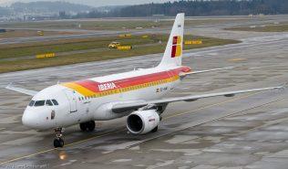 Iberia_A319_EC-KHM_ZRH140208