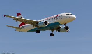 AustrianAirlines_A319_OE-LDA_ZRH140621