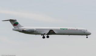 BulgarianAirCharter_MD82_LZ-LDM_ZRH150712