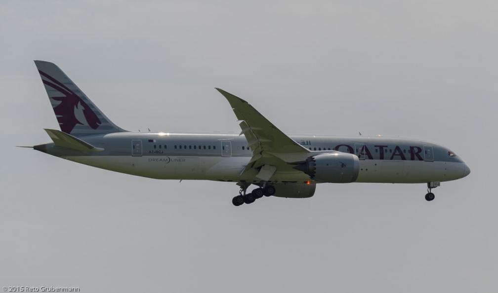 QatarAirways_B788_A7-BCJ_ZRH150719