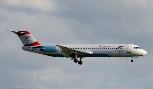 AustrianAirlines_F100_OE-LVF_ZRH150725