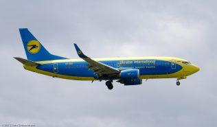 UkraineInternationalAirlines_B733_UR-GBD_ZRH150725