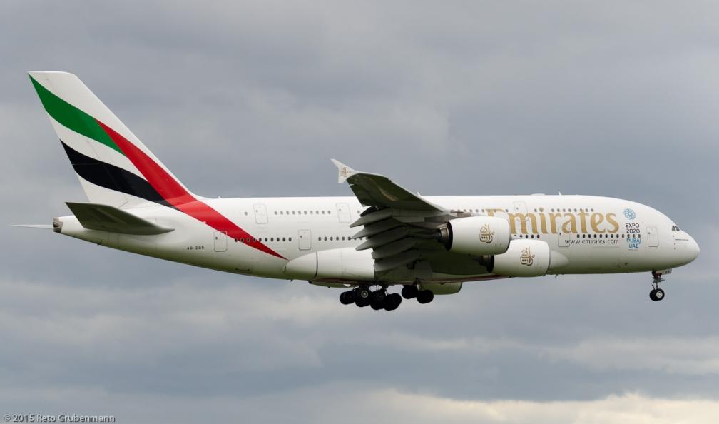 Emirates_A388_A6-EDR_ZRH150725