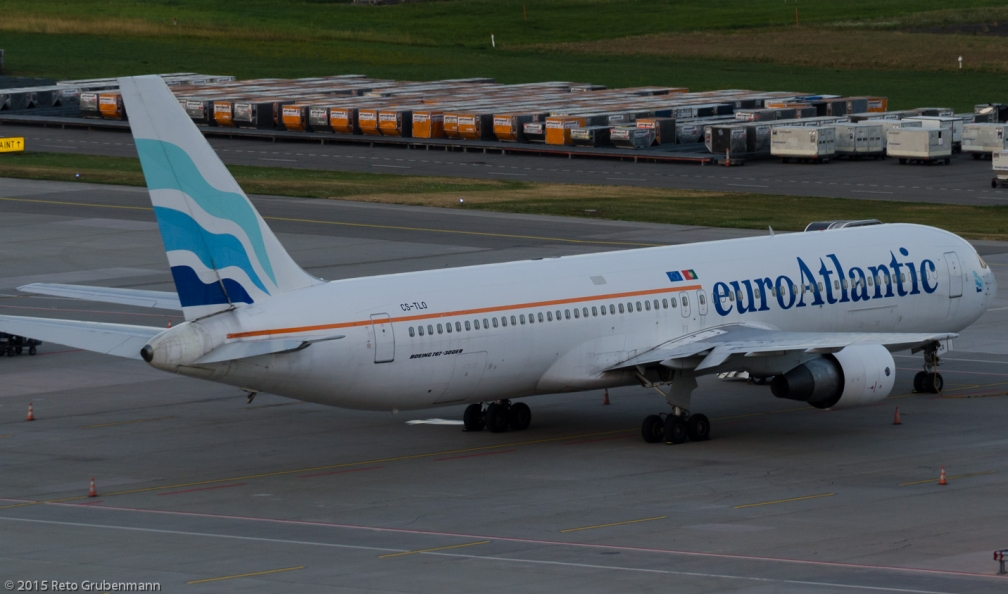 EuroAtlanticAirways_B763_CS-TLO_ZRH150726