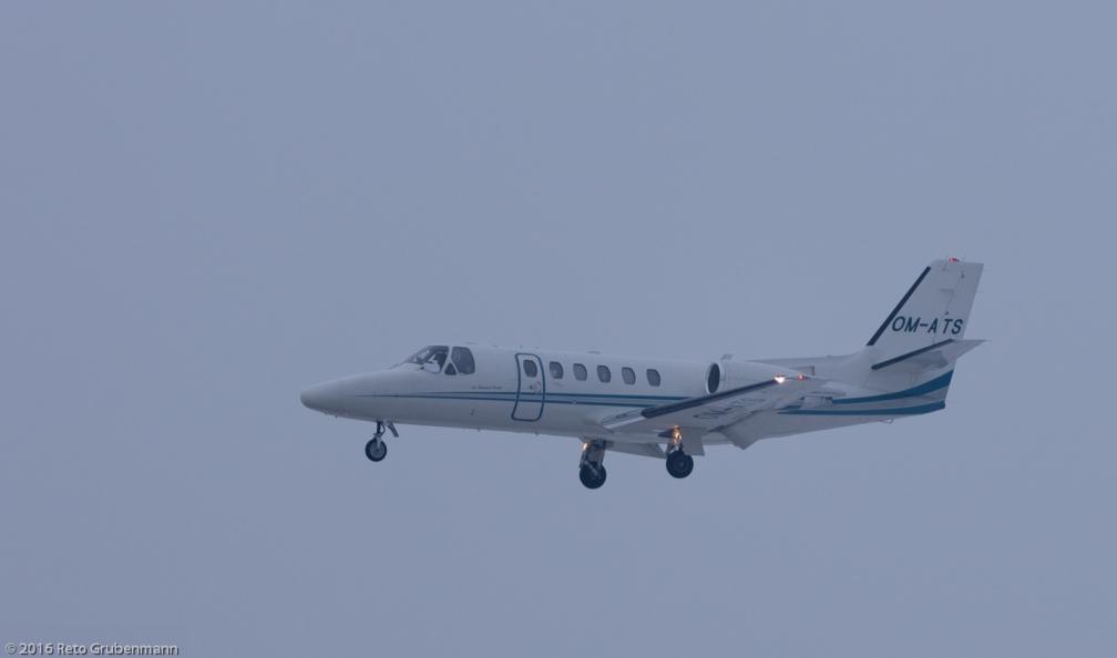 AirTransportEurope_C55B_OM-ATS_ZRH160120