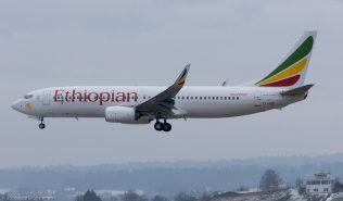 EthiopianAirlines_B738_ET-AQO_ZRH160123