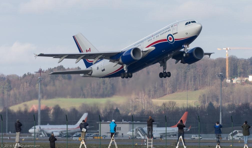 RoyalCanadianAirForce_A310_15001_ZRH160123_01