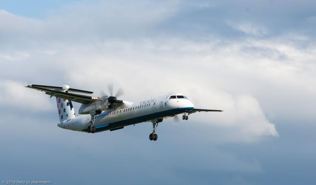 CroatiaAirlines_DH8D_9A-CQC_ZRH_160705
