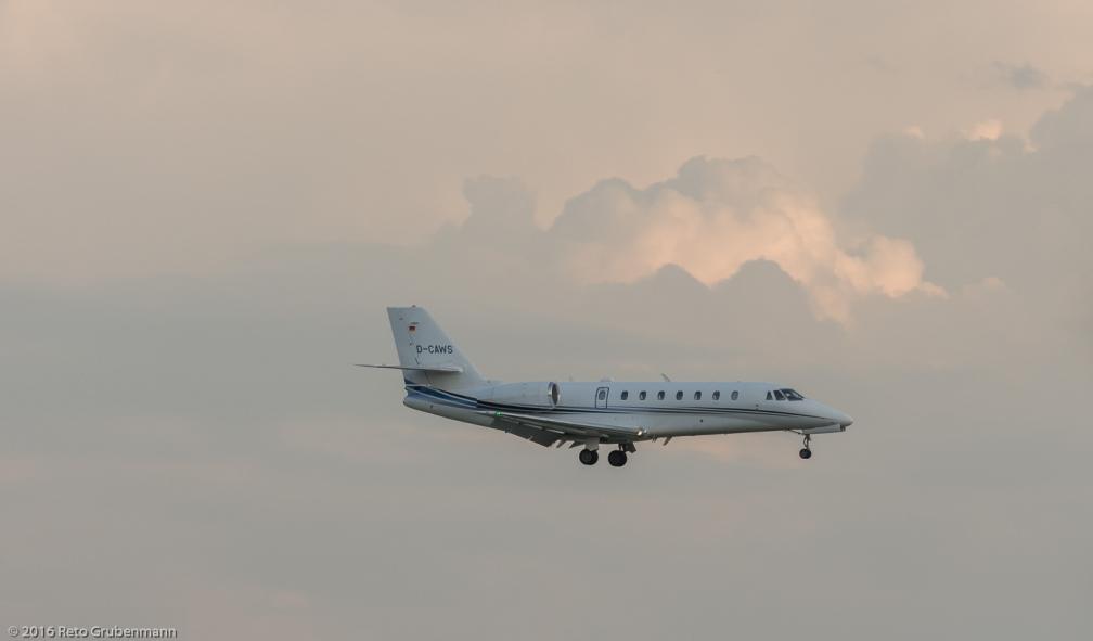 Aerowest_C680_D-CAWS_ZRH160828