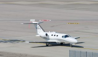 AircraftGuarantyCorpTrustee_C510_N101FU_ZRH160911