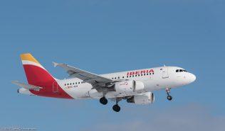 Iberia_A319_EC-KOY_ZRH170116
