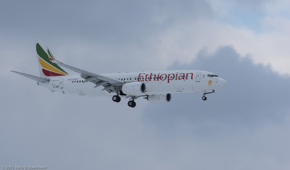 EthiopianAirlines_B738_ET-AQP_ZRH170116