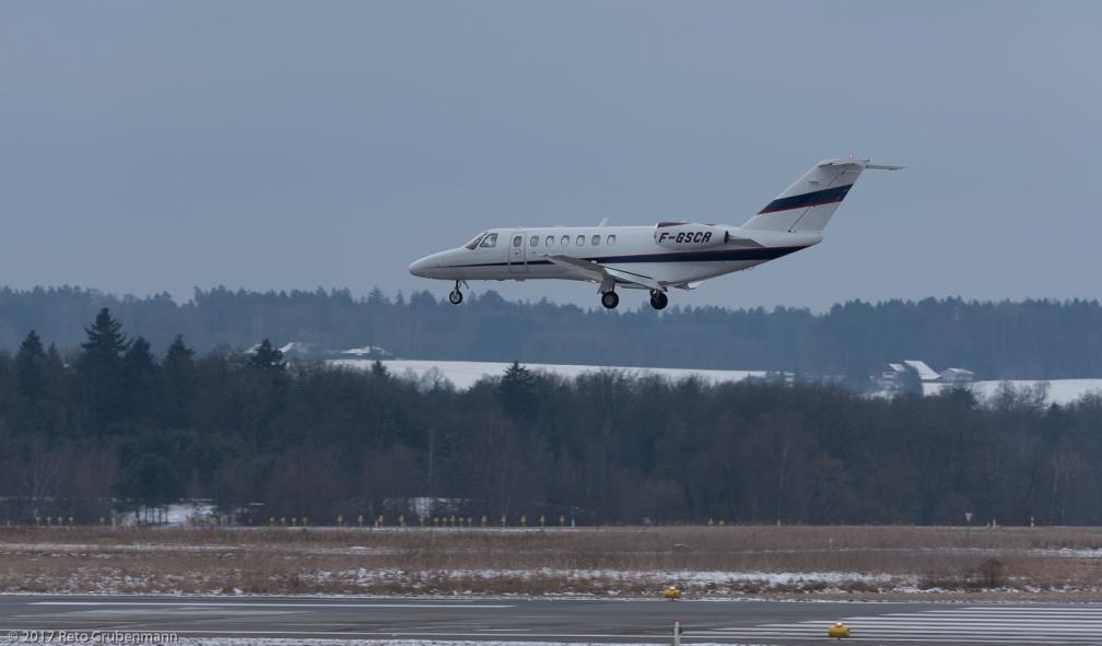 Luxaviation_C25B_F-GSCR_ZRH170117
