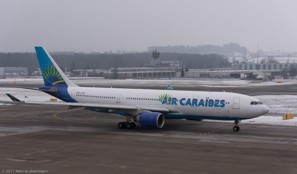 AirCaraibes_A332_F-OFDF_ZRH170120