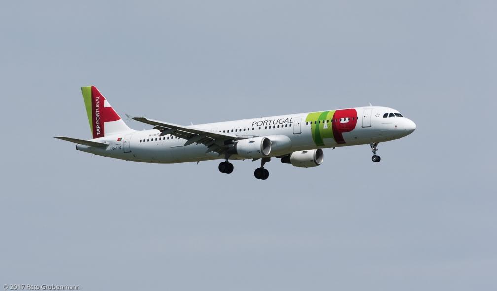 TAPPortugal_A321_CS-TJG_ZRH170401
