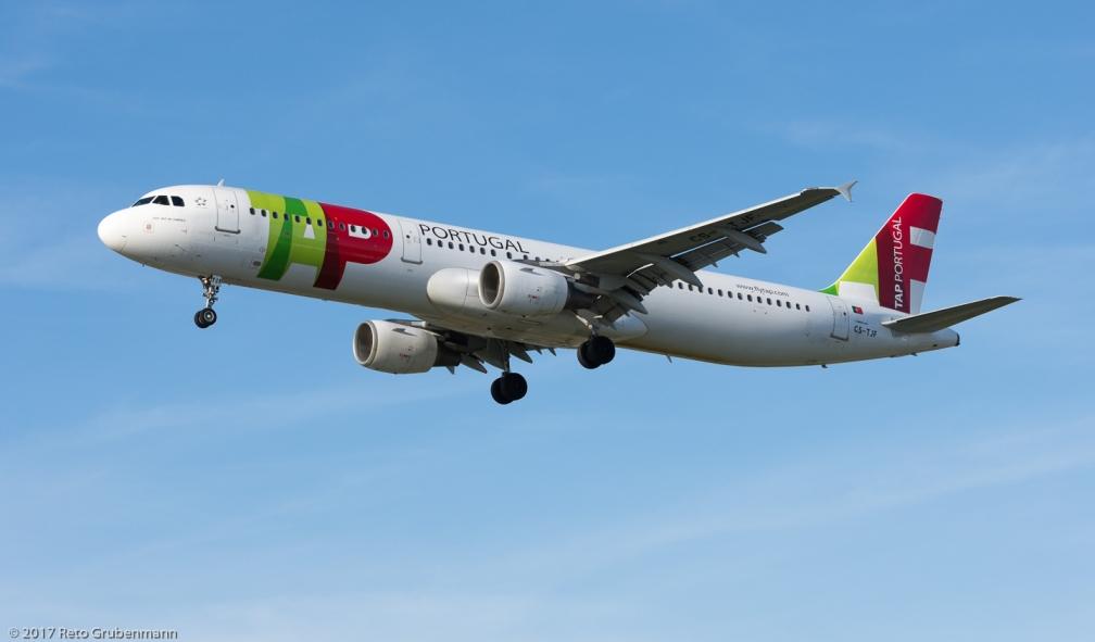 TAPExpress_A321_CS-TJF_ZRH170413