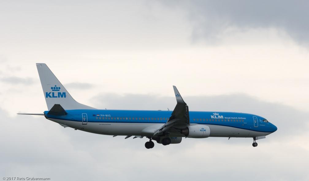 KLM_B739_PH-BXS_ZRH170416