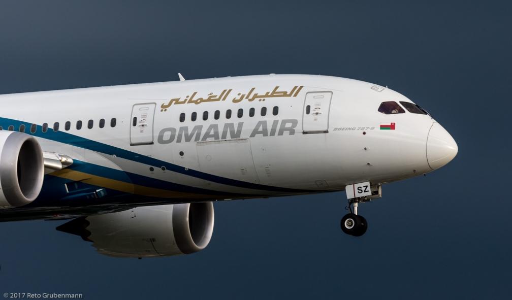 OmanAir_B788_A4O-SZ_ZRH170513