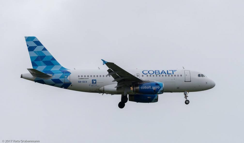 CobaltAir_A319_5B-DCV_ZRH170519