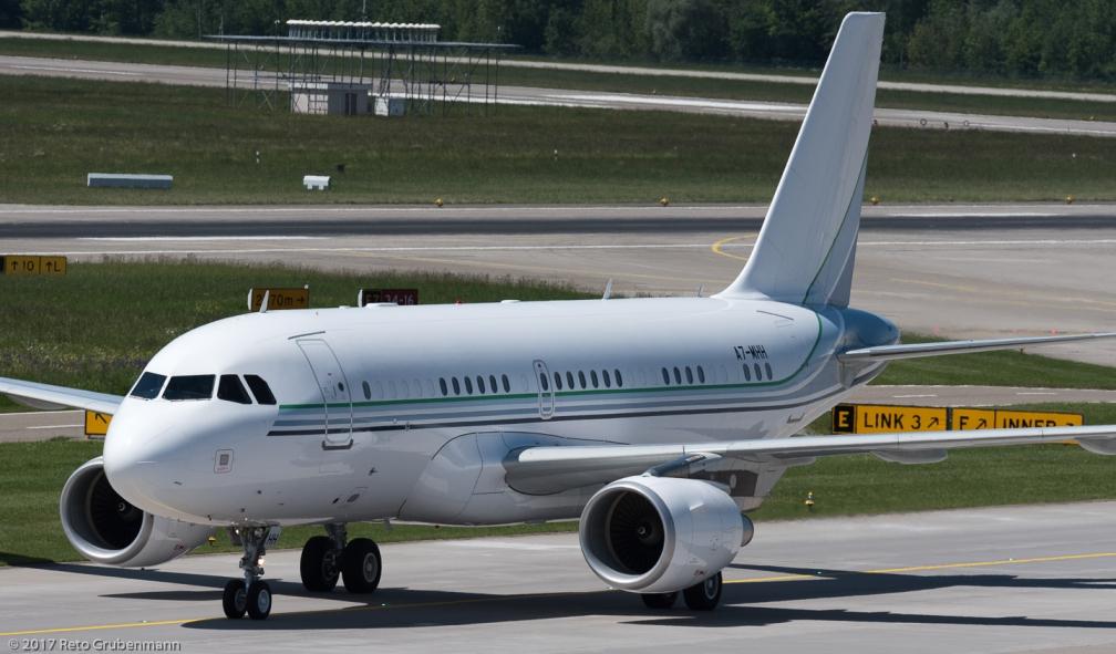 QatarAmiriFlight_A319_A7-MHH_ZRH170522