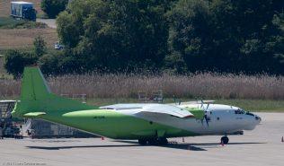 CavokAir_AN12_UR-KDM_ZRH170527
