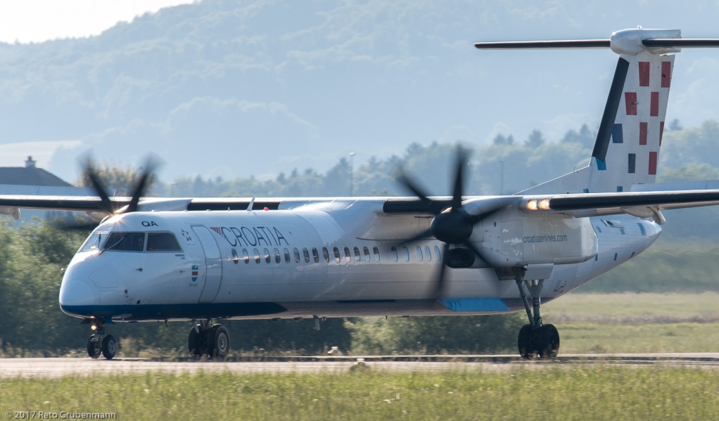 CroatiaAirlines_DH8D_9A-CQA_ZRH170527