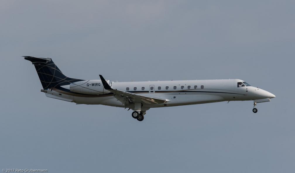 AirCharterScotland_E35L_G-WIRG_ZRH170530