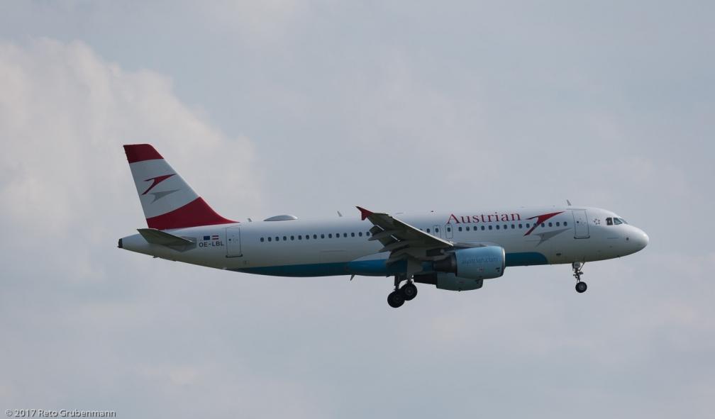 AustrianAirlines_A320_OE-LBL_ZRH170531